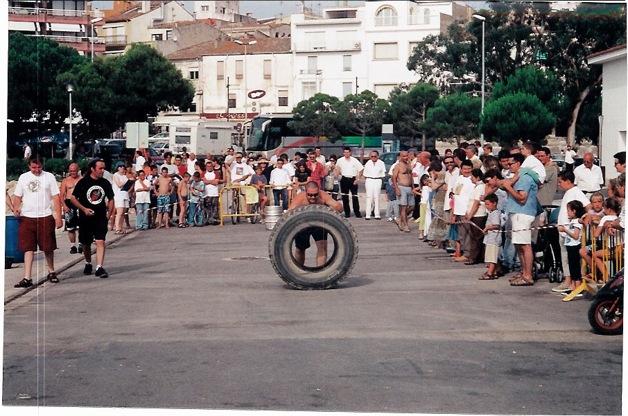Barraques 2003