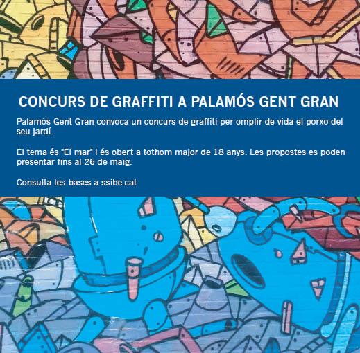 poster web concurs de grafiti