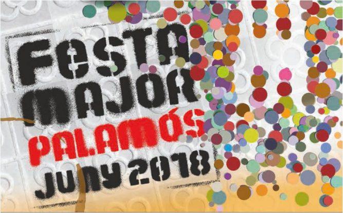 REVISTA FESTA MAJOR PALAMÓS 2018